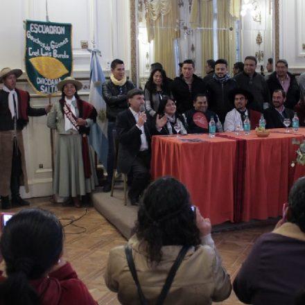 En Chicoana: del 5 al 7 de julio, 36º Encuentro Nacional de Doma y Festival del Tamal