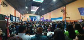 Lanzamiento en Salta del Frente en apoyo a la fórmula Fernández – Fernández
