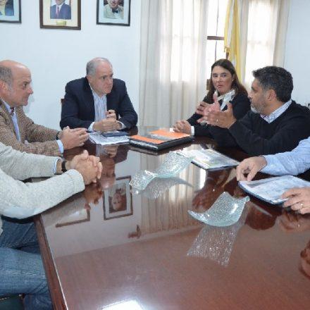 Cánepa: «queremos impulsar fuertemente lo que el Banco de Alimentos está haciendo en Salta»