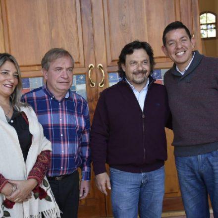Sáenz: «La carta de presentación de los políticos es mostrar lo que hicimos por Salta. La mía, es lo que hice en la Capital»