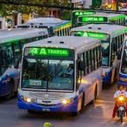 En Salta el transporte será normal