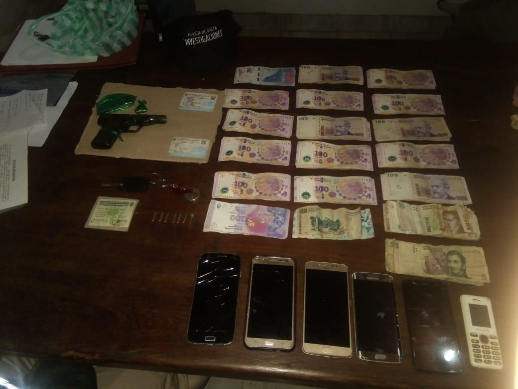 Detienen a una banda de atracadores que asolaban Tartagal y Aguaray