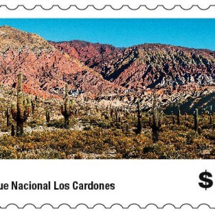 Los Parques Nacionales del NOA tienen nuevos sellos postales