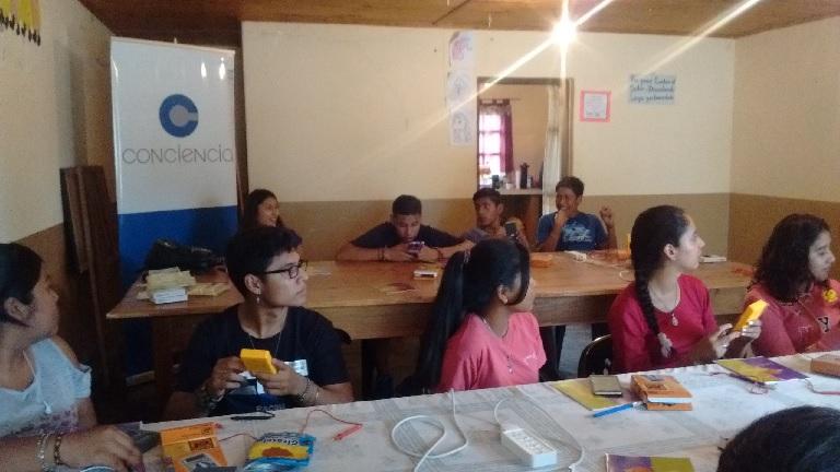 Más de 100 jóvenes de zonas rurales tabacaleras participan de actividades formativas y recreativas