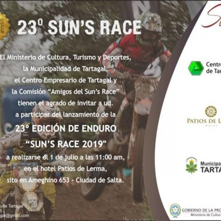Lanzamiento – 23º Sun's Race