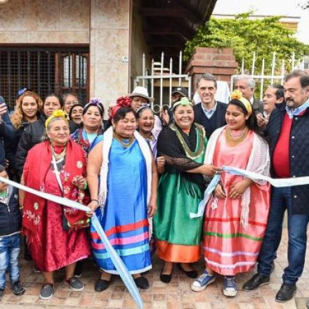 Comunidades originarias: familiares de pacientes internados en Orán disponen de un albergue