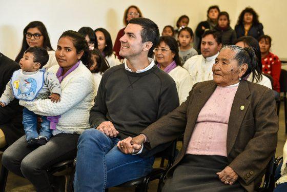 Para el cuidado de la primera infancia y de la familia el Gobierno inauguró el Centro N°127