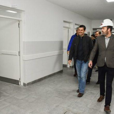 Las obras de ampliación del hospital de Aguaray optimizarán la atención sanitaria a vecinos de la zona