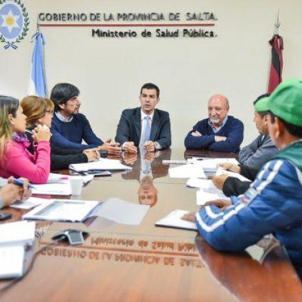 El Gobierno continuará la regularización de trabajadores emprendida por el ministerio de Salud