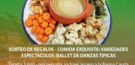 Fiesta de La Bagna Cauda – 1ª Edición