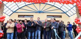 El Gobernador inauguró la estación terminal de ómnibus en Las Lajitas