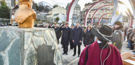 En Ushuaia Urtubey recordó los valores y la gesta del General Güemes