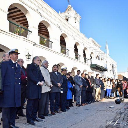 Capital: acto por el 203º Aniversario de la Declaración de la Independencia