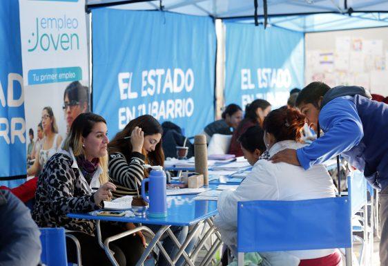 """""""El Estado en Tu Barrio"""" continúa recorriendo el interior de Salta"""