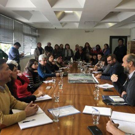 Se realizó la segunda reunión con barrios populares para regularización de asentamientos