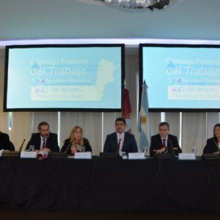 En Salta las provincias debatieron políticas laborales