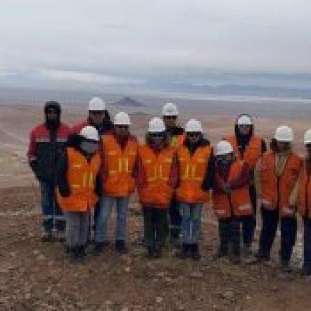 Salta: Alumnos de una tecnicatura participaron del monitoreo ambiental del proyecto minero Lindero en la Puna