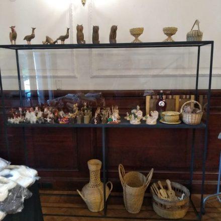 Con entrada gratuita se realizará la expo-venta de productos de los Artesanos del Mercado Artesanal