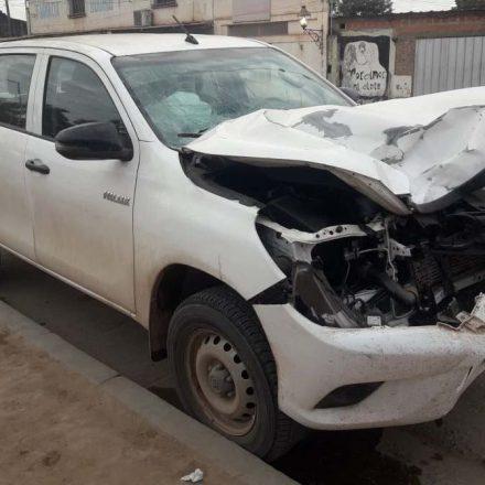 Siniestro vial con víctima fatal sobre la RN 34 a la altura de Pichanal