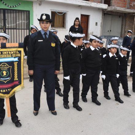 Creación de los cuerpos infantiles de niños y niñas de la Dirección de Seguridad Urbana