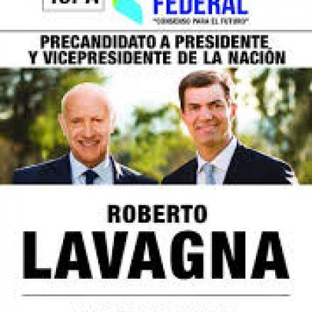Así es la boleta presidencial de la fórmula Roberto Lavagna-Juan Manuel Urtubey