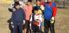 Cooperadora Asistencial continúa apoyando a las escuelas de fútbol infantil