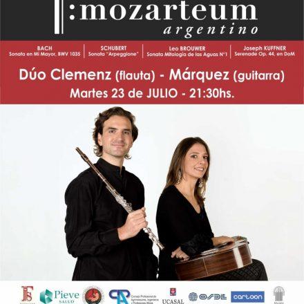 Destacados artistas locales en la agenda del Mozarteum Salta