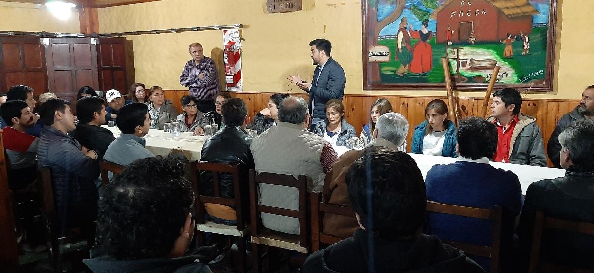 Godoy recorrió el sur provincial: «no podemos seguir con problemas para hacer o reparar la ruta nacional 9/34 que une Salta y Jujuy por diferencias políticas»