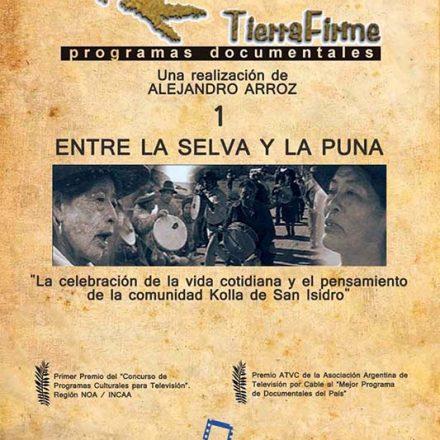 Documental salteño en Madrid