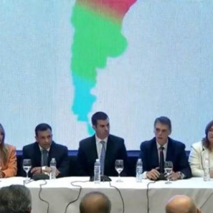 """Urtubey: """"El sufrimiento de los argentinos es consecuencia de la corrupción y la timba financiera"""""""