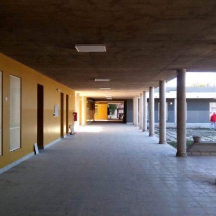 Esta tarde inauguran el nuevo edificio del colegio Polivalente de Arte