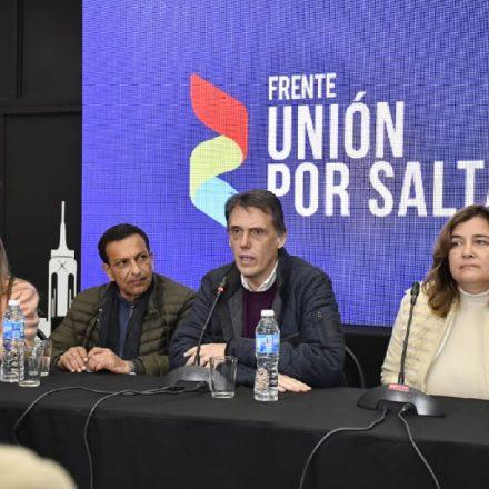 En Rosario de la Frontera presentaron la lista Unión por Salta