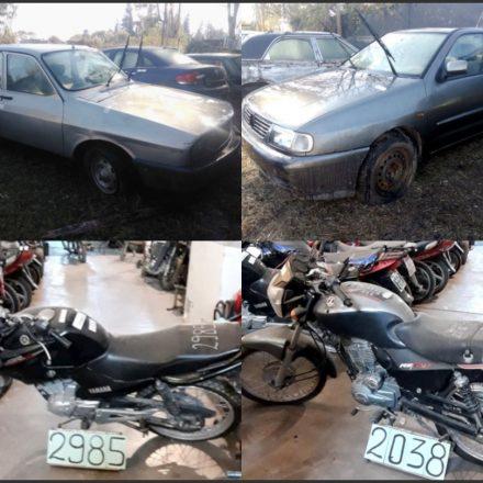 El Poder Judicial de Salta rematará, autos, motos, bicicletas y objetos electrónicos secuestrados