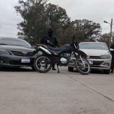 Allanamientos en distintos puntos de la Capital permiten secuestrar drogas, dinero y automóviles