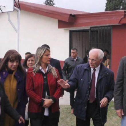 El Cerrillos reabrió el hogar Michel Torino que alberga a adolescentes en conflicto