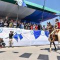 El gobernador Urtubey abrió la marcha gaucha en los actos por el Éxodo Jujeño