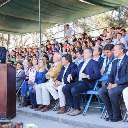 """Urtubey en la Rural: """"Salta es la provincia en el país que más creció según datos vigentes del Ministerio de Agricultura, Ganadería y Pesca de Nación"""""""