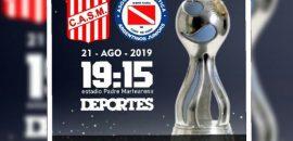 San Martín y Argentinos Juniors juegan hoy en el estadio Martearena