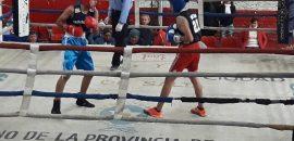 Juegos Evita: la final provincial de boxeo se disputará en El Carril