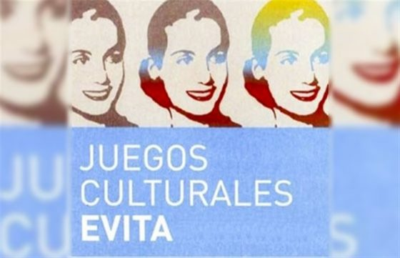 Juegos Culturales Evita Edición 2019