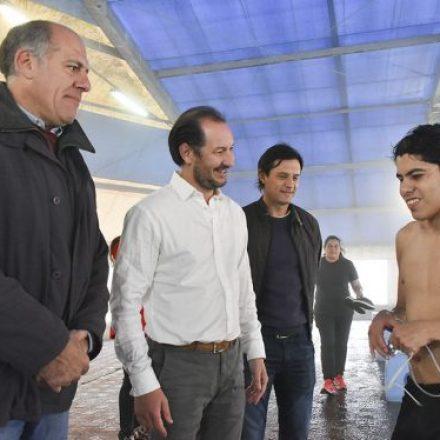 Mario Medina se prepara para los Parapanamericanos Lima 2019