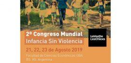 Salta participará en el Congreso Mundial Infancia sin Violencia