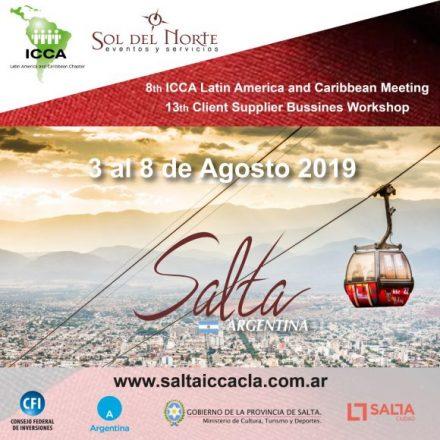 En Salta se realizará el octavo encuentro de la ICCA para América Latina y el Caribe
