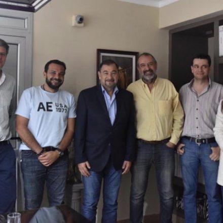 Isa se reunió con la Cámara de Desarrolladores Inmobiliarios de Salta