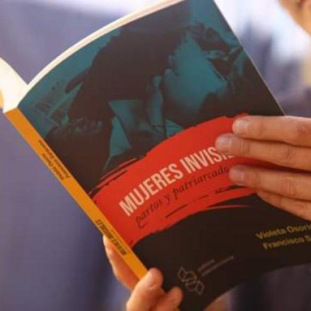 """El libro """"Mujeres invisibles: parto y patriarcado"""" será presentado en Salta"""