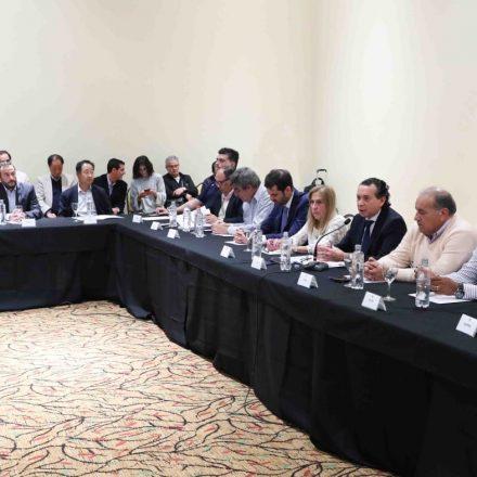 En Salta, Sica encabezó la mesa de Minería y Litio y se reunió con cámaras por el acuerdo Mercosur – UE