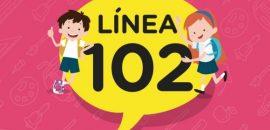 Está en funcionamiento la Línea 102