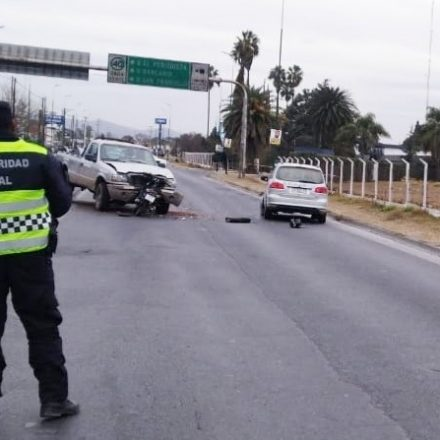 Accidente vial con una víctima fatal en zona sur de la Capital