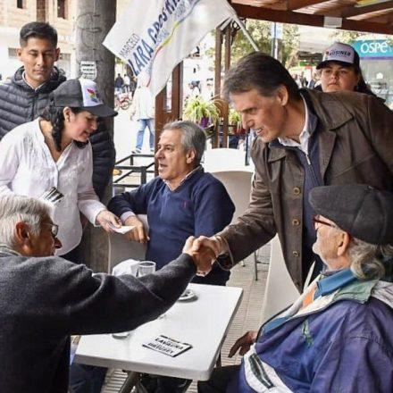 """Kosiner: """"La Argentina puede volver a crecer de la mano Lavagna y Urtubey"""""""