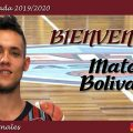 Mateo Bolivar defenderá los colores de Los Infernales de Salta Basket